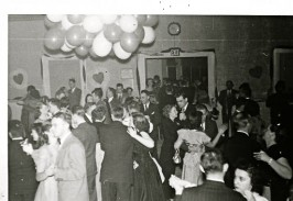 1950s Valentine Day Dance in Great Hall